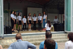 Школски хор у Сремским Карловцима